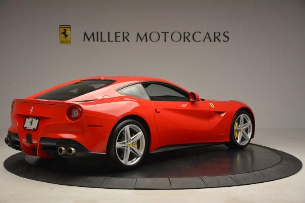 Used 2015 Ferrari F12 Berlinetta for sale Sold at Pagani of Greenwich in Greenwich CT 06830 8