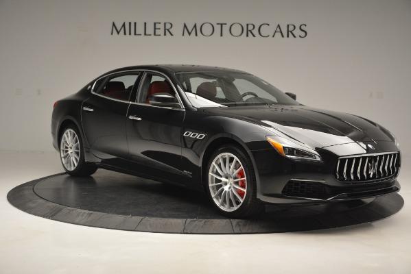 New 2019 Maserati Quattroporte S Q4 GranLusso for sale Sold at Pagani of Greenwich in Greenwich CT 06830 11