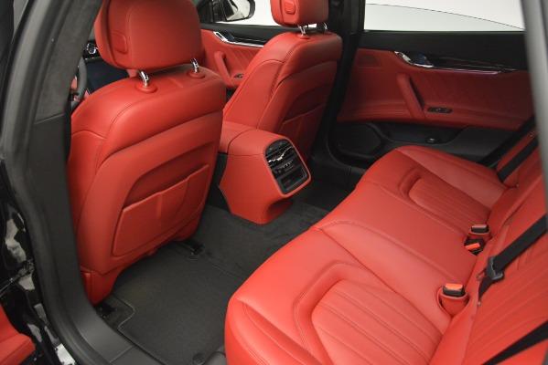 New 2019 Maserati Quattroporte S Q4 GranLusso for sale Sold at Pagani of Greenwich in Greenwich CT 06830 15
