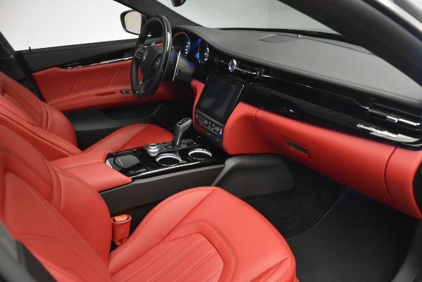 New 2019 Maserati Quattroporte S Q4 GranLusso for sale Sold at Pagani of Greenwich in Greenwich CT 06830 17