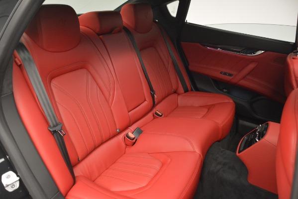 New 2019 Maserati Quattroporte S Q4 GranLusso for sale Sold at Pagani of Greenwich in Greenwich CT 06830 19