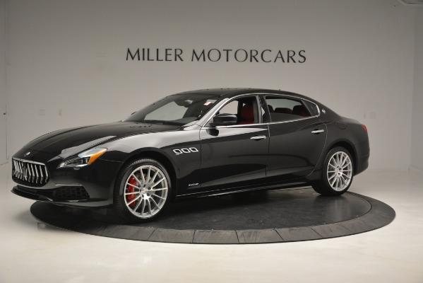 New 2019 Maserati Quattroporte S Q4 GranLusso for sale Sold at Pagani of Greenwich in Greenwich CT 06830 2