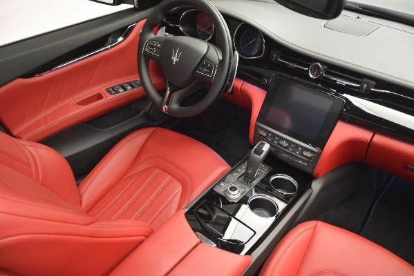 New 2019 Maserati Quattroporte S Q4 GranLusso for sale Sold at Pagani of Greenwich in Greenwich CT 06830 23