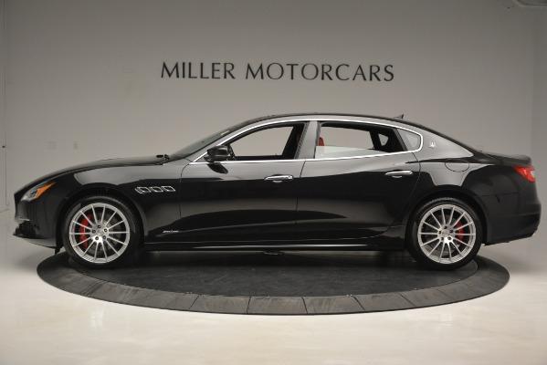 New 2019 Maserati Quattroporte S Q4 GranLusso for sale Sold at Pagani of Greenwich in Greenwich CT 06830 3