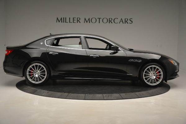 New 2019 Maserati Quattroporte S Q4 GranLusso for sale Sold at Pagani of Greenwich in Greenwich CT 06830 9
