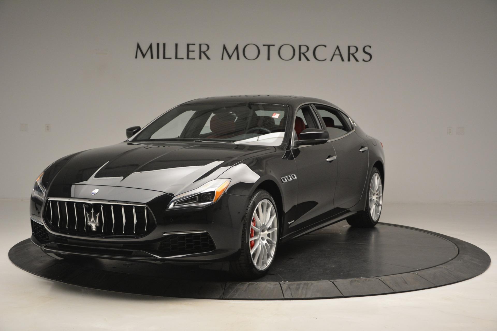 New 2019 Maserati Quattroporte S Q4 GranLusso for sale Sold at Pagani of Greenwich in Greenwich CT 06830 1