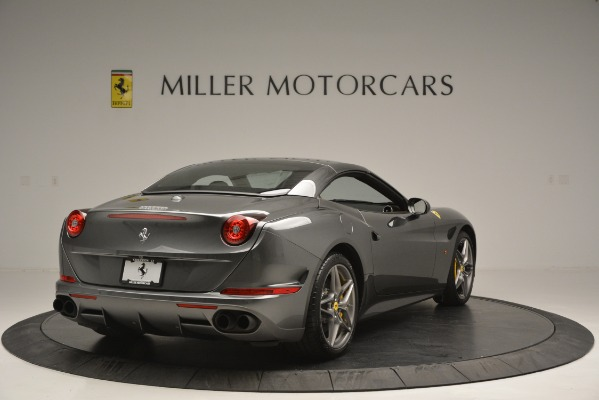 Used 2016 Ferrari California T Handling Speciale for sale Sold at Pagani of Greenwich in Greenwich CT 06830 19