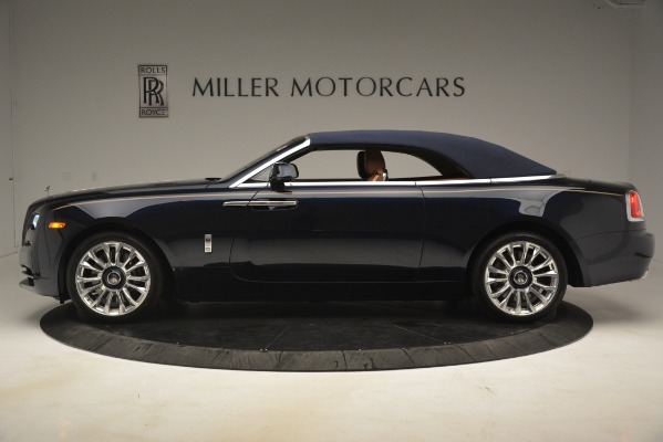 New 2019 Rolls-Royce Dawn for sale Sold at Pagani of Greenwich in Greenwich CT 06830 19