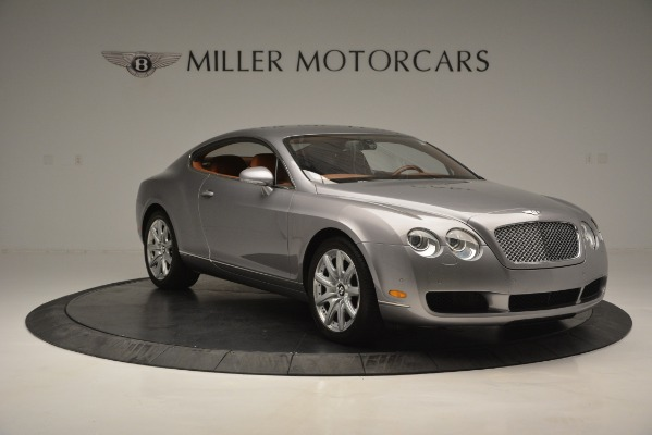 Used 2005 Bentley Continental GT GT Turbo for sale Sold at Pagani of Greenwich in Greenwich CT 06830 11