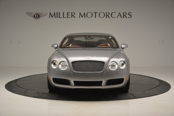 Used 2005 Bentley Continental GT GT Turbo for sale Sold at Pagani of Greenwich in Greenwich CT 06830 12