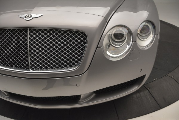 Used 2005 Bentley Continental GT GT Turbo for sale Sold at Pagani of Greenwich in Greenwich CT 06830 13