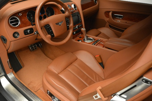 Used 2005 Bentley Continental GT GT Turbo for sale Sold at Pagani of Greenwich in Greenwich CT 06830 17