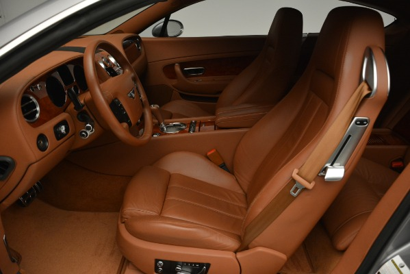 Used 2005 Bentley Continental GT GT Turbo for sale Sold at Pagani of Greenwich in Greenwich CT 06830 18
