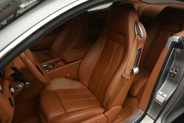 Used 2005 Bentley Continental GT GT Turbo for sale Sold at Pagani of Greenwich in Greenwich CT 06830 19