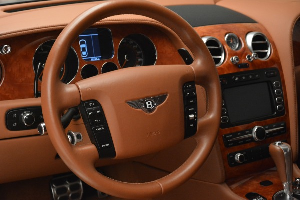 Used 2005 Bentley Continental GT GT Turbo for sale Sold at Pagani of Greenwich in Greenwich CT 06830 20