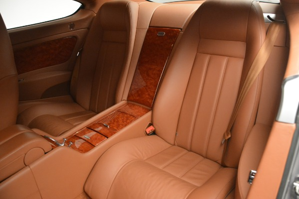 Used 2005 Bentley Continental GT GT Turbo for sale Sold at Pagani of Greenwich in Greenwich CT 06830 23