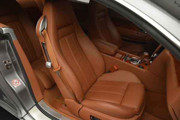 Used 2005 Bentley Continental GT GT Turbo for sale Sold at Pagani of Greenwich in Greenwich CT 06830 27