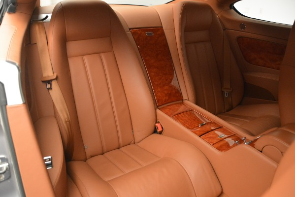 Used 2005 Bentley Continental GT GT Turbo for sale Sold at Pagani of Greenwich in Greenwich CT 06830 28