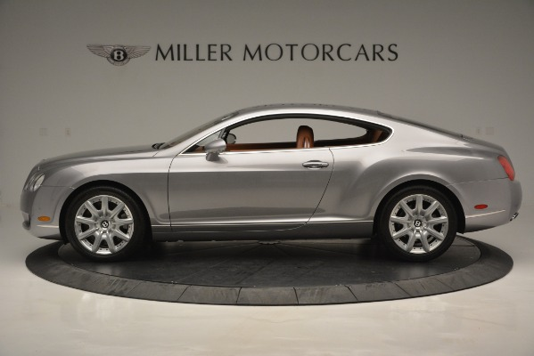 Used 2005 Bentley Continental GT GT Turbo for sale Sold at Pagani of Greenwich in Greenwich CT 06830 3