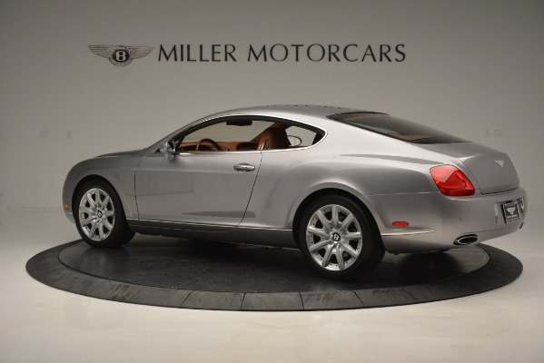 Used 2005 Bentley Continental GT GT Turbo for sale Sold at Pagani of Greenwich in Greenwich CT 06830 4