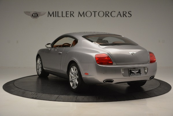 Used 2005 Bentley Continental GT GT Turbo for sale Sold at Pagani of Greenwich in Greenwich CT 06830 5