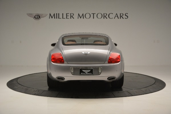 Used 2005 Bentley Continental GT GT Turbo for sale Sold at Pagani of Greenwich in Greenwich CT 06830 6