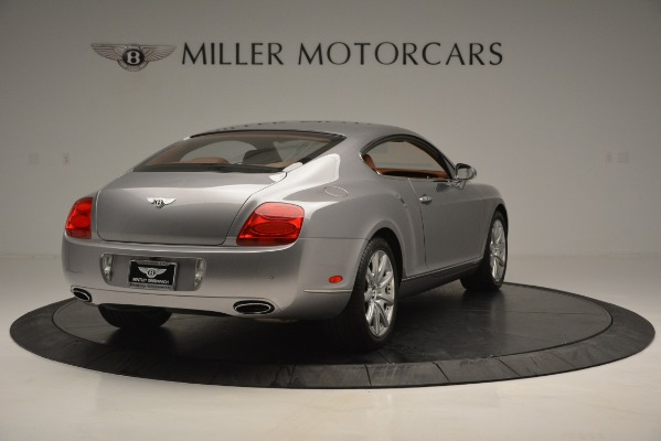 Used 2005 Bentley Continental GT GT Turbo for sale Sold at Pagani of Greenwich in Greenwich CT 06830 7
