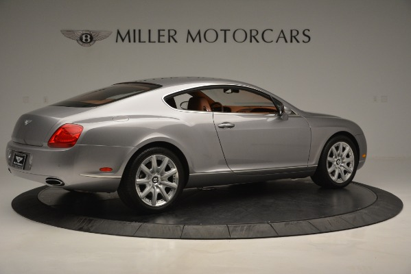 Used 2005 Bentley Continental GT GT Turbo for sale Sold at Pagani of Greenwich in Greenwich CT 06830 8