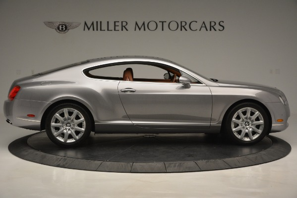 Used 2005 Bentley Continental GT GT Turbo for sale Sold at Pagani of Greenwich in Greenwich CT 06830 9