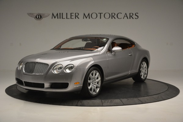 Used 2005 Bentley Continental GT GT Turbo for sale Sold at Pagani of Greenwich in Greenwich CT 06830 1
