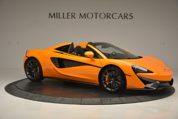 Used 2019 McLaren 570S SPIDER Convertible for sale $240,720 at Pagani of Greenwich in Greenwich CT 06830 10