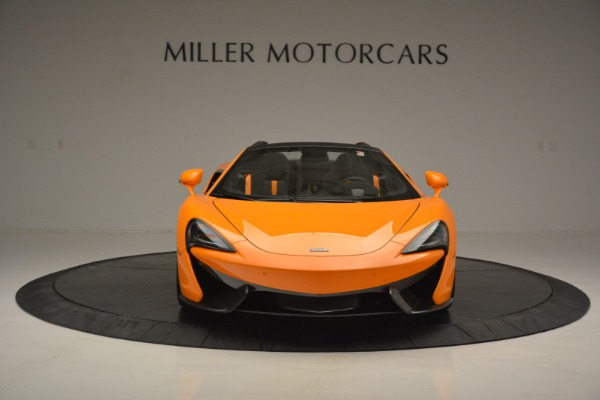 Used 2019 McLaren 570S Spider for sale Sold at Pagani of Greenwich in Greenwich CT 06830 12