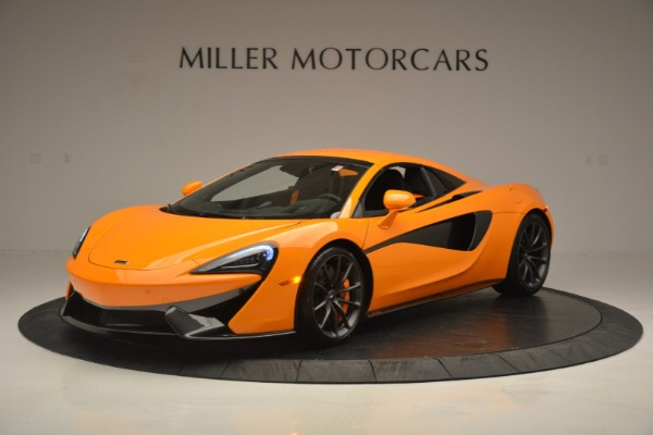 Used 2019 McLaren 570S SPIDER Convertible for sale $240,720 at Pagani of Greenwich in Greenwich CT 06830 15