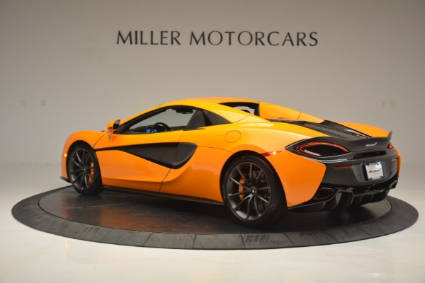 Used 2019 McLaren 570S SPIDER Convertible for sale $240,720 at Pagani of Greenwich in Greenwich CT 06830 17