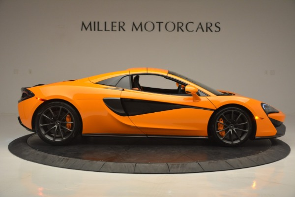 Used 2019 McLaren 570S Spider for sale Sold at Pagani of Greenwich in Greenwich CT 06830 20