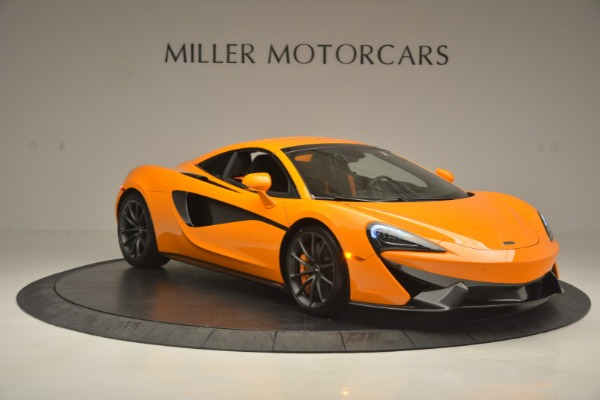 Used 2019 McLaren 570S Spider for sale Sold at Pagani of Greenwich in Greenwich CT 06830 21