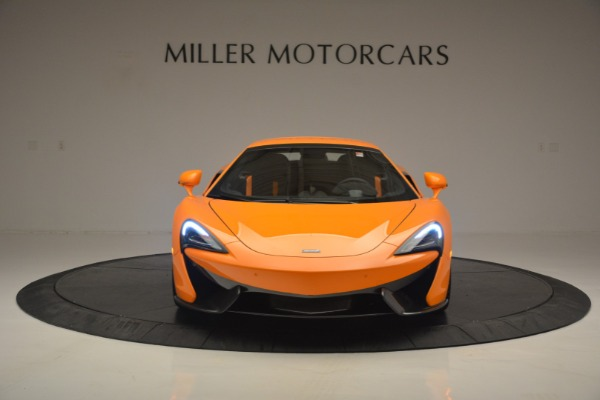 Used 2019 McLaren 570S Spider for sale Sold at Pagani of Greenwich in Greenwich CT 06830 22