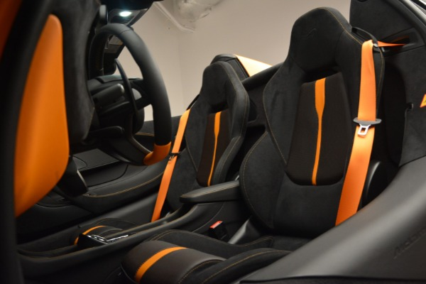 Used 2019 McLaren 570S Spider for sale Sold at Pagani of Greenwich in Greenwich CT 06830 25