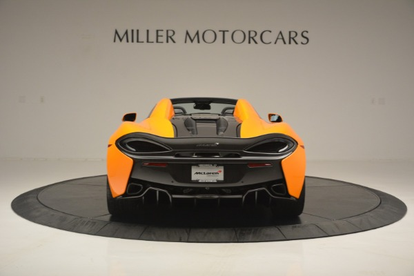 Used 2019 McLaren 570S SPIDER Convertible for sale $240,720 at Pagani of Greenwich in Greenwich CT 06830 6