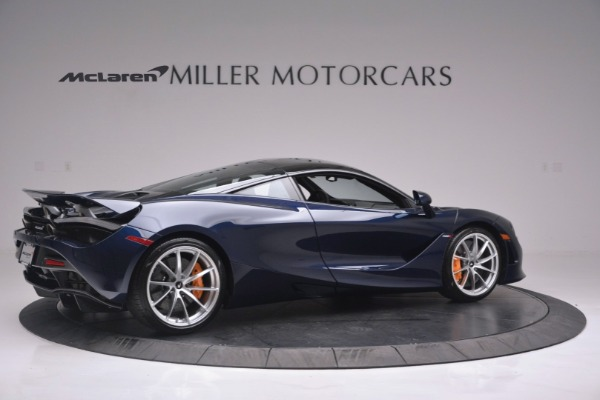 New 2019 McLaren 720S Coupe for sale Sold at Pagani of Greenwich in Greenwich CT 06830 8