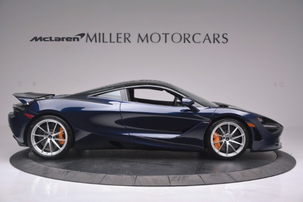 New 2019 McLaren 720S Coupe for sale Sold at Pagani of Greenwich in Greenwich CT 06830 9