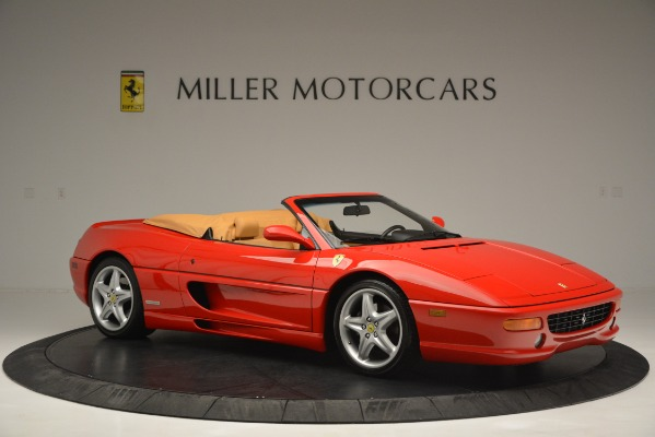 Used 1997 Ferrari 355 Spider 6-Speed Manual for sale Sold at Pagani of Greenwich in Greenwich CT 06830 10