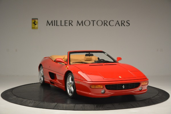 Used 1997 Ferrari 355 Spider 6-Speed Manual for sale Sold at Pagani of Greenwich in Greenwich CT 06830 11