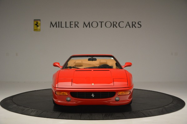 Used 1997 Ferrari 355 Spider 6-Speed Manual for sale Sold at Pagani of Greenwich in Greenwich CT 06830 12