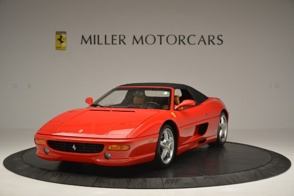 Used 1997 Ferrari 355 Spider 6-Speed Manual for sale Sold at Pagani of Greenwich in Greenwich CT 06830 13