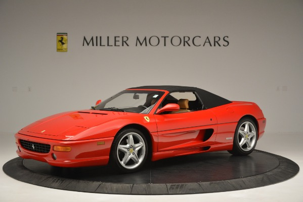 Used 1997 Ferrari 355 Spider 6-Speed Manual for sale Sold at Pagani of Greenwich in Greenwich CT 06830 14