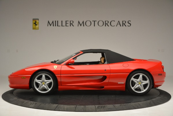 Used 1997 Ferrari 355 Spider 6-Speed Manual for sale Sold at Pagani of Greenwich in Greenwich CT 06830 15