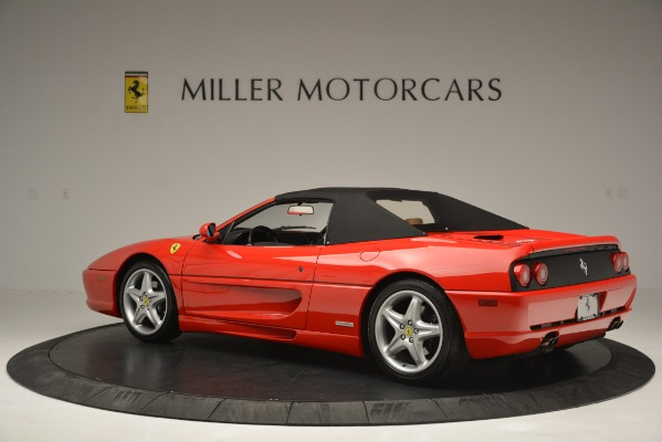 Used 1997 Ferrari 355 Spider 6-Speed Manual for sale Sold at Pagani of Greenwich in Greenwich CT 06830 16