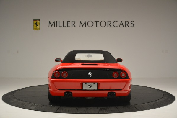 Used 1997 Ferrari 355 Spider 6-Speed Manual for sale Sold at Pagani of Greenwich in Greenwich CT 06830 18