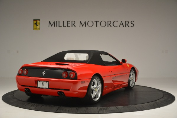 Used 1997 Ferrari 355 Spider 6-Speed Manual for sale Sold at Pagani of Greenwich in Greenwich CT 06830 19